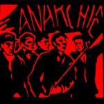 anarchie schwarz rot