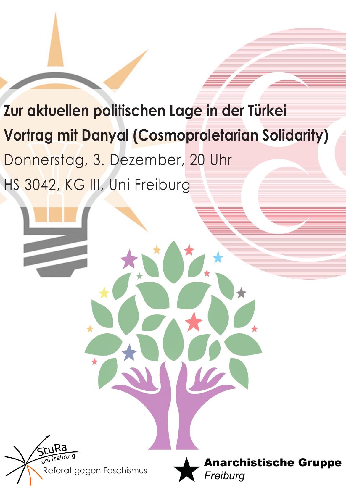 Politische Situation In Der Türkei